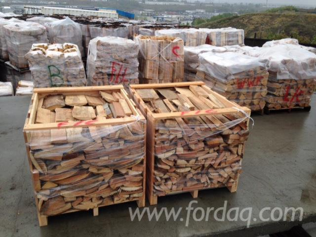 Well packed Beech Firewood/Woodlogs Cleaved