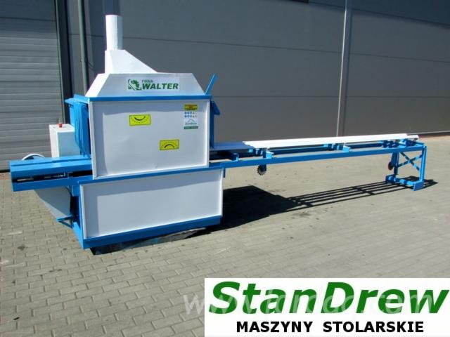 Used-WALTER-2000-Double-Blade-Log-And-Timber-Saw-For-Sale