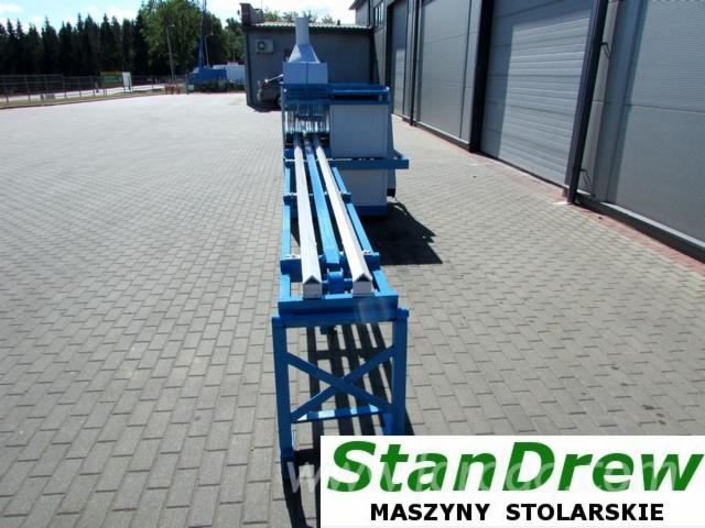 Used WALTER 2000 Double Blade Log And Timber Saw For Sale Poland