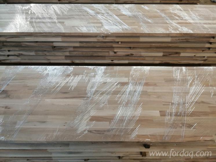 1 Slojni Panel Od Punog Drveta, Bukva, Hrast