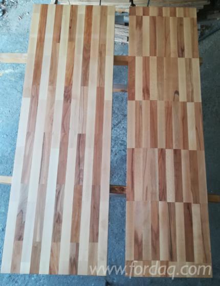 Panele Z Litego Drewna