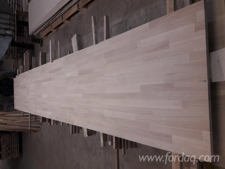 Massivholzplatten