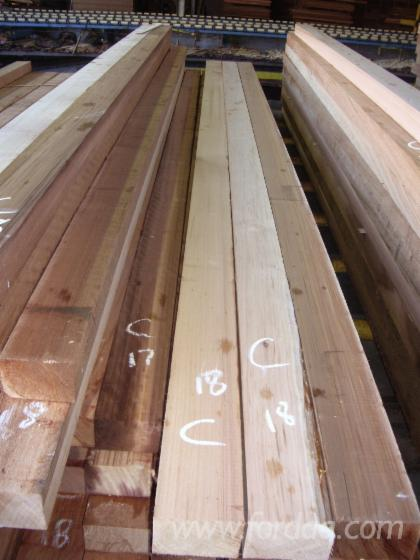 Wholesale 100 mm Air Dry (AD) Western Red Cedar Planks (boards) from Canada