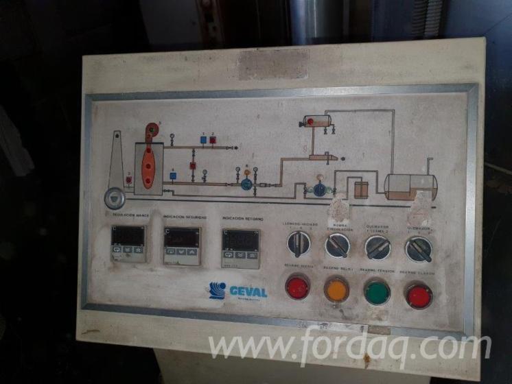 KONUS-ORBUS 600.000Kcal/h GASOIL boiler for Thermal oil