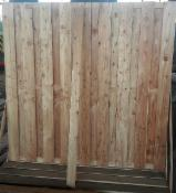 Larch Garden Products - Larch Fences - Screens from Ukraine