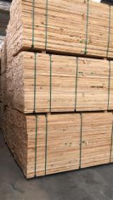 Paletten, Kisten, Verpackungsholz - Elliotiskiefer , Taeda Pine, 100 - 100 m3 Spot - 1 Mal