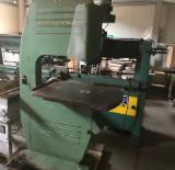 Zuckermann Woodworking Machinery - Used Zuckermann Vertical Frame Saw For Sale Romania