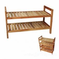Eucalyptus Shoe Shelf