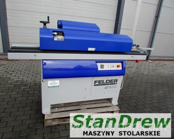 Gebraucht-Felder-G-300-2008-Kantenanleimmaschinen-Zu-Verkaufen