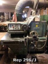 Woodworking Machinery Double Blade Edging Circular Saw - Used Ogam PO 280 DOuble Blade Edging Circular Saw, 1983