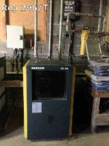 Kaeser Woodworking Machinery - Used Kaeser AS 36 + Dryer TC 36 2001 Aspiration And Dust Extraction