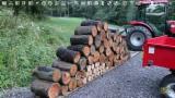 薪材、木质颗粒及木废料 - 劈切薪材 – 未劈切 未开裂的薪材/未开裂原木 苏格兰松, 云杉
