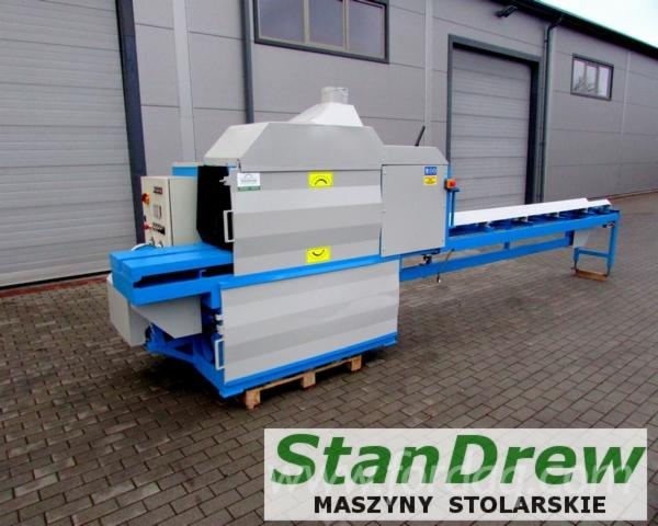 Used WALTER 2011 Double Blade Log And Timber Saw For Sale Poland