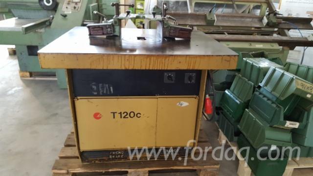 Used-SCM-T120-Moulding-Machine