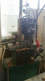 Italcava Woodworking Machinery - Used Italcava 182 Chain Mortising Machine