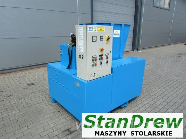Used-Por-Magnum-1998-Chippers-And-Chipping-Mills-For-Sale