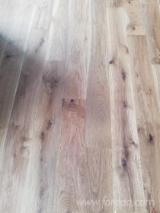 Flooring And Exterior Decking - FSC Oak Lacquered Flooring, 14 mm