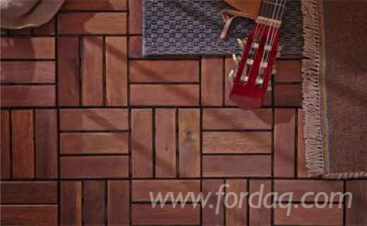 Brown-Square-Hardwood-Deck-Tiles---Outdoor-Living-Deck