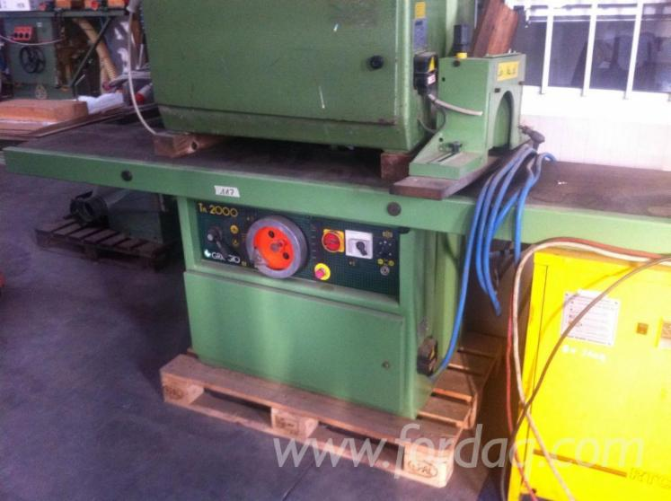 Used-Griggio-T2000-Spindle-Moulding