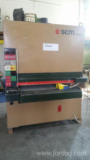Used-SCM-CL1100-Wide-Belt
