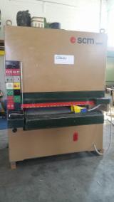 Maszyny Do Obróbki Drewna - Sanding Machines With Sanding Belt SCM CL1100 Używane Włochy