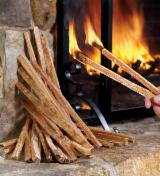 Energie- Und Feuerholz Anzündholz  - Buche Anzündholz