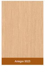 批发木皮 - 采购或销售木皮复合板 - 工程木皮, 粗壮阿林山榄木, 平切,平坦