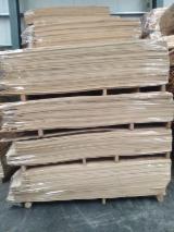 Шпон мебельные щиты и плиты - Натуральный Шпон, Ясень Черный, Рогатина