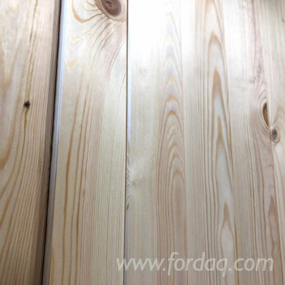 FSC profiled timber S4S of any difficulty - own production cycle