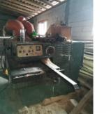 SICAR Woodworking Machinery - Used SICAR Gang Rip Saws With Roller Or Slat Feed For Sale Romania