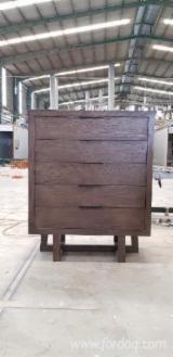 Venta B2B De Mobiliarios De Salón - Únase A Fordaq Gratuitamente  - Venta Gabinetes De Tv Diseño Madera Dura Europea Roble Vietnam