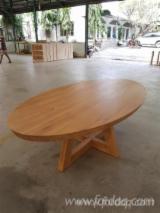 Pronađite najbolje drvne zalihe na Fordaq - Thai Trinh Furniture - Trpezarijski Stolovi, Dizajn, 1 - 20 20'kontejneri Spot - 1 put