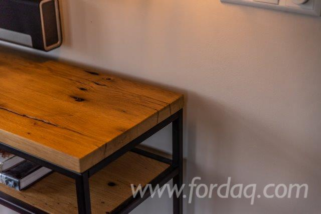 Country Oak Side Tables Netherlands