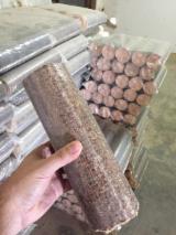 薪材、木质颗粒及木废料 - 木质颗粒 – 煤砖 – 木碳 木砖 桉树