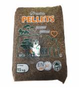 Energie- und Feuerholz - Eukalyptus Holzpellets