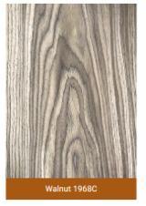Engineered Veneer MDF Board, Walnut