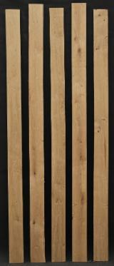QF2/3/4 X, European Oak Strips, KD, 27x2000+ mm