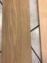 Engineered Wood Flooring - Oak Parquet, One Strip Wide