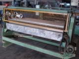 Fordaq mercado maderero  - Venta Encoladoras Cremona 2000 Usada 1995 Italia