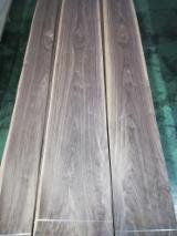 Sliced Veneer FSC - American walnut 1.0mm