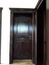 Holzkomponenten, Hobelware, Türen & Fenster, Häuser - Europäisches Nadelholz, Türen, Massivholz, Kiefer - Föhre, Fichte