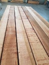 Find best timber supplies on Fordaq - TAVELLA GIORGIO E FIGLI SNC - 105 mm Air Dry (AD) Western Red Cedar Planks (boards) Italy