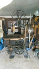Combined Circular Saw And Moulder - Used Ca.1920 Combined Circular Saw And Moulder For Sale Germany