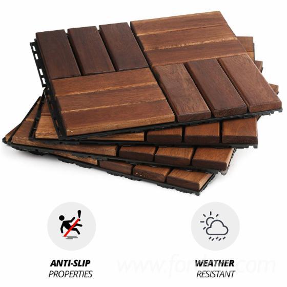 Waterproof-Square-Deck-Tiles--Vietnam-High-Quality-Wood-Acacia