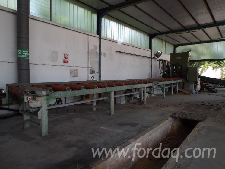 Used-Primultini-SE-CEA-1994-Sawmill-For-Sale