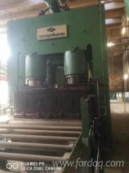Used-Germany-Particle-board-production-line-Used-Chinese-Particle-board-production