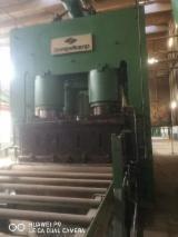 Panel Production Plant/equipment Siepelkamp Polovna Kina