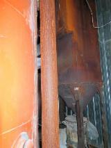1987 Vyncke HD 10 1250 Wood Biomass Steam Boiler
