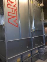 Trouvez tous les produits bois sur Fordaq - hak srl - Vend Aspiration - Filtration Alko ECO-Jet Occasion Italie