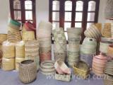Pallets, Packaging And Packaging Timber Asia - Handicraft, Basketry made of HDF